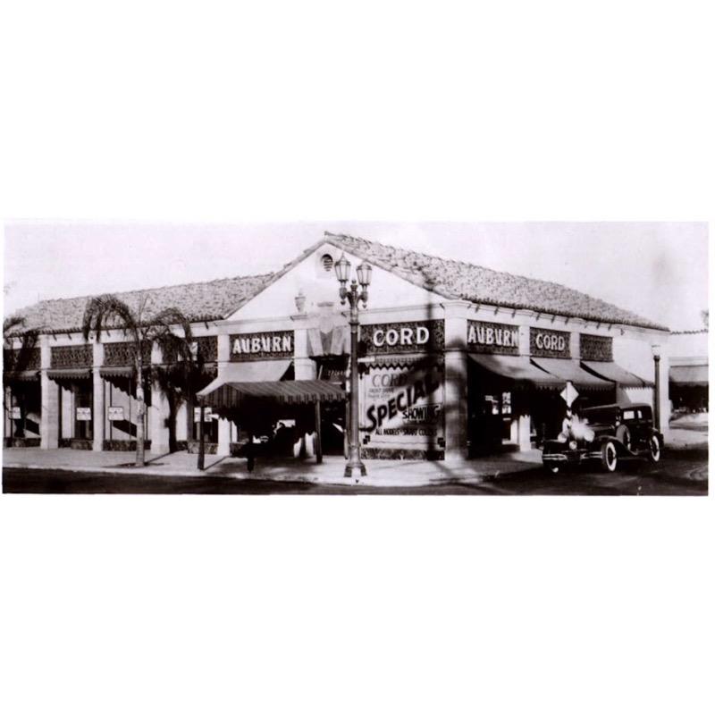 ACD Club - Auburn Cord dealership - Auburn-Cord-Duesenberg Club